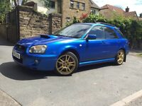 2005 05 SUBARU IMPREZA WAGON/ESTATE 5DR BLOB EYE STI WHEELS