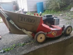 Tondeuse toro commerciale / lawn mower toro