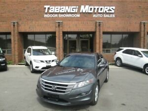2011 Honda Accord Crosstour EX-L | NAVIGATION | LEATHER | SUNROO