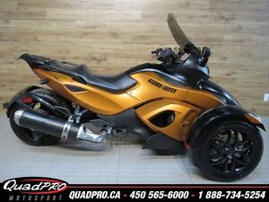 2011 Can-Am Spyder RS-S SE5 66.36$/SEMAINE