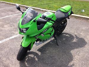 Kawasaki Ninja 250r Special Edition low mileage