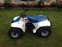 Suzuki lt 50cc quad