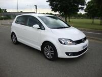 Volkswagen Golf Plus 1.6TDI BlueMotion Tech DSG Blue Motion SE Auto 2011