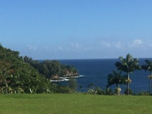 AMAZING 4 BEDROOM, 4.5 BATH OCEANFRONT HOUSE-HILO HAWAII