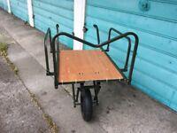 TF gear single wheel barrow