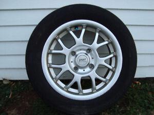 Sport Edition polished wheels
