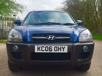 Hyundai Tucson auto+diesel+leathers