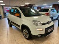 2014 Fiat Panda 1.3 Multijet Antarctica 4X4 5dr HATCHBACK Diesel Manual