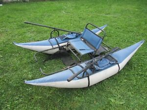 Inflatable Fishing Pontoon-Reduced