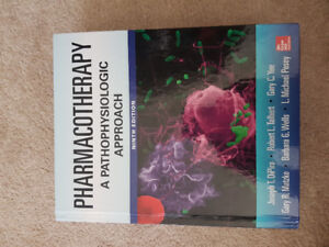 Pharmacotherapy A Pathophysiolohic Approach 9th edition