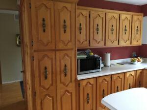 Armoires de cuisine et salle de bain