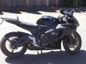 2006 Suzuki GSX-R with extras MECHANIC OWNED