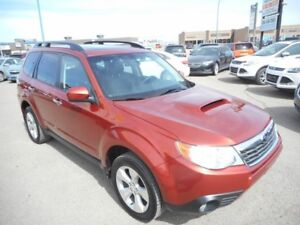 2010 Subaru Forester 2.5 X Limited Package Leather*AWD*