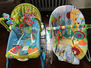 Infant/Toddler Chairs