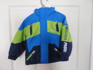 Manteau d'hiver / winter coat 2T - 2 ans