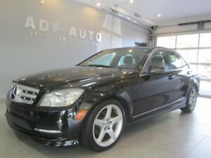 Mercedes-Benz C250 4MATIC  2011