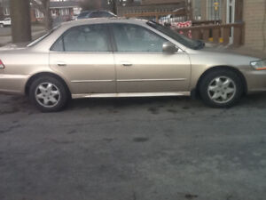 Great Deal on Honda Accord. Reduced Price