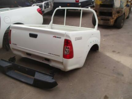 H.I.D. SPARES - UTE TUBS FOR SALE HILUX,NAVARA,TRITON,RODEO,BT-50