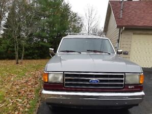 Pick-up Ford 150 - 1989 - EXCEPTIONNEL - 81 400km seulement !