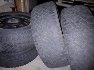 Winter Tires 225/60/R16
