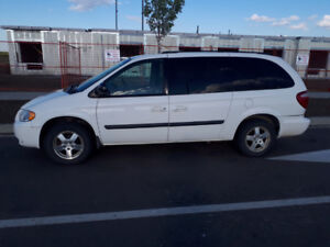 Low Mileage Grand Caravan with Sto-N-Go seats