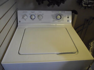 COMMERCIAL GRADE WASHER AND GAS DRYER
