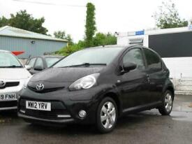 image for 2012 Toyota AYGO AYGO  1.0 Fire 5 DOORZERO ROAD TAX - ONLY 39000 MILES !! - Hatc