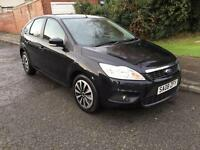 2008 FORD FOCUS 1.6L STYLE MANUAL PETROL 5DR HATCHBACK