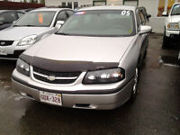 2005 Chevrolet Impala Sedan $4314.00 ALL IN-NO FEES
