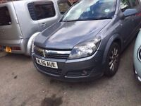 Vauxhall Astra Automatic 1.8 86,000 Miles Half leather