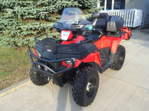 Used 2011 Polaris sportsman 500 HO