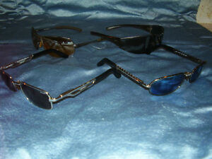 Police Designer Sunglasses Made in Italy Various Rare