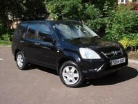 EXCELLENT 4X4! 54 REG HONDA Cr-V 2.0 i-VTEC EXECUTIVE STATION WAGON 5dr, SAV NAV