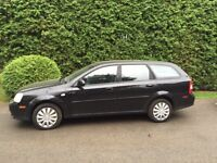2007 Chevrolet Optra LS automatic wagon A/C