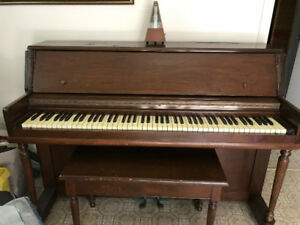 Heintzman and Co / Weber Upright Piano - Sounds fantastic!