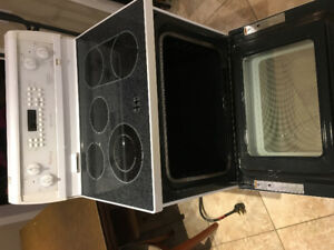 Whirlpool Gold Convection Stove