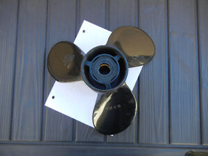 New Outboard Propeller