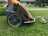 Remorque de vélo - Simple - Mountain Equipment Co-op (MEC)