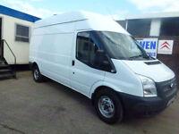 Ford Transit 2.2TDCi ( 125PS ) ( EU5 ) 350L 350 LWB 2012