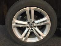 2013 Volkswagen Tiguan 2.0 TDI BlueMotion Tech R-Line DSG 4MOTION 5dr