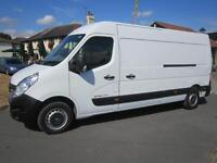 Renault MASTER LM35 Business DCI Only 5K Miles