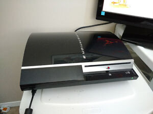 80gb PS3, 12 games, 2 Controllers, PS Move controller