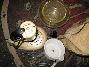 1940's GE STand Mixer Hotpoint London Ontario image 2