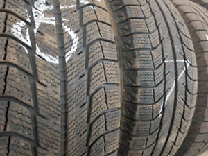 245 70 17 Michelin xice winter tires