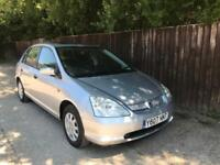 2001 Honda Civic 1.4 i SE 5dr