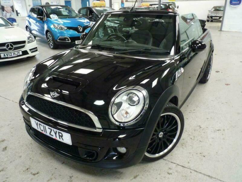 Mini Convertible Cooper S Serv Hist Nov 19 Mot Bt