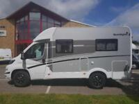 Sunlight T58 2 Berth Motorhome for sale