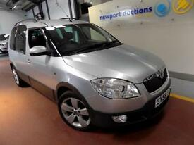 Skoda Roomster 1.9TDI PD Scout