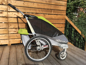 Chariot Cougar 2 double- 625$