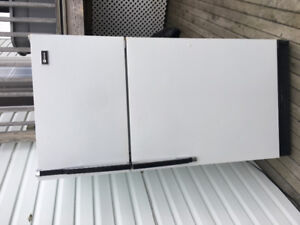 Fridge and stand up freezer for sale